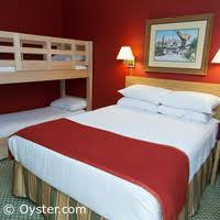 Junior Queen Room With Bunk Beds Photos At Howard Johnson - Water bunk beds