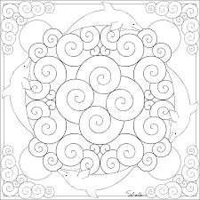 animals mandalas 83 mandalas u2013 printable coloring pages