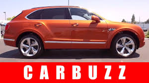 describe it 2017 bentley bentayga unboxing review astonishing doesn u0027t even