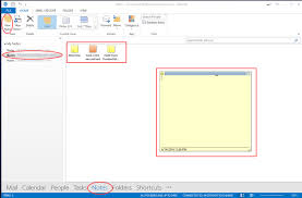 microsoft outlook 2013 quick guide 2 task note folders