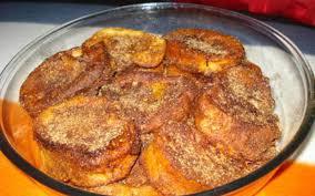 recette de cuisine portugaise recette rabanadas perdu à la portugaise économique et