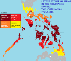 Phillipines Map Philippines Map Hurricane