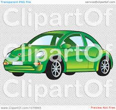 volkswagen beetle clipart clipart shiny green vw bug car royalty free vector illustration