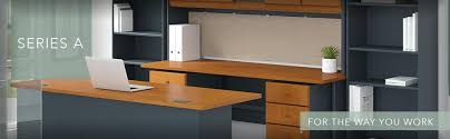 bush series a desk amazon com bush business furniture series a 60w desk in natural