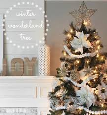 Ideas To Decorate My Tree Winter Tree The Inspired Room