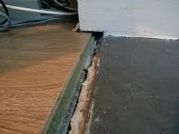 bruce hardwood floor installation installing a transition striptimber floor strips bruce hardwood