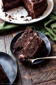 chocolate zucchini cake sallys baking addiction
