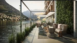 patricia urquiola designs luxury u0027il sereno u0027 hotel on lake como