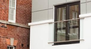 franzã sischer balkon edelstahl weber inox geländersysteme