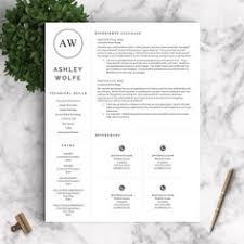 Modern Resume Templates Modern Resume Template For Ms Word Doforothers Doforyourself