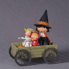 Miniature Halloween Ornaments by Wooden Duck Shoppe Skippack Village Pennsylvania