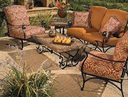Wrought Iron Patio Table Set by Wrought Iron Patio Furniture Sets Orange County Ca Outdoor