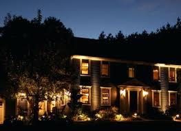 solar powered led outdoor garden lights changing solar power hommum