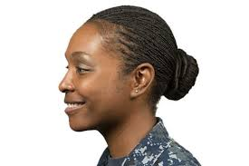 women with boy haircuts in the marines navy issues new hairstyle policies for female sailors military com