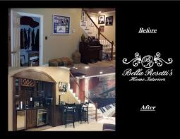 bella home interiors before and after bella rosetti s home interiors