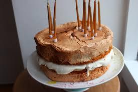 touch domesticity birthday lemon cake