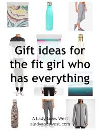 gift guide the best gift ideas for a fit who has