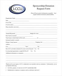 sample donation request form 10 free documents in pdf vawebs