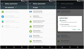 battery app for android what you need to about doze mode in android nougat greenbot