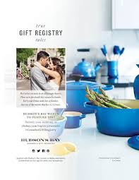 wedding gift registry canada the bay bridal registry toronto mini bridal