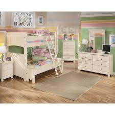 Bunk Bed Bedroom Set Cottage Retreat Bunk Bed Bedroom Set Signature Design Furniture Cart