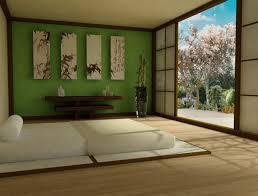zen interior decorating home design