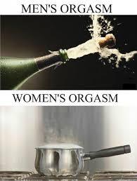 Men And Women Memes - orgasms men vs women memes quickmeme