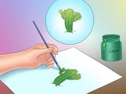 drawing flowers and plants how to articles from wikihow