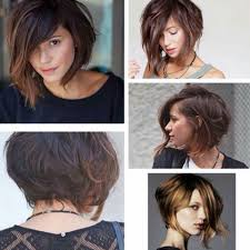 differnt styles to cut hair i like the front but the back needs to be different hair cut and