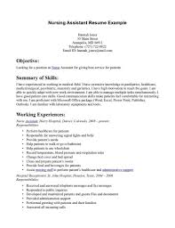 how to write a resume with no experience sample no experience resume examples resume examples and free resume no experience resume examples resume sample for high school students with no experience httpwww cna no