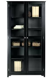 Ikea Billy Bookcase With Doors Bookcase Custom Doors For Billy Bookcase Oxford 36w 6 Shelf