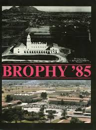 college yearbooks online 1985 brophy college preparatory school yearbook online az