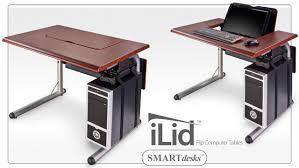 Computer Stands For Desks Smartdesks Computer Tables Ilid Computer Tables And Workstations