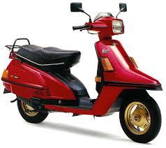 yamaha riva 180 u0026 200 motor scooter guide