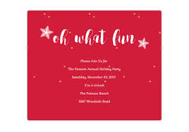 invitations online online christmas party invitations with and animation