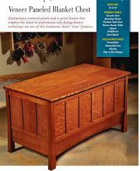 Furniture Projects Build Blanket Chest U2022 Woodarchivist