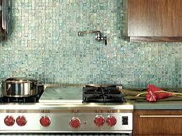 marvelous round glass tiles backsplash my home design journey