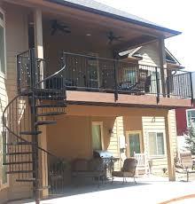 custom deck builder patio u0026 trellis construction boise id