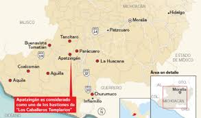 Guerrero Mexico Map by This Map Could Mean Militia Mayhem For Mexico Public Radio