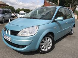 used renault grand scenic and second hand renault grand scenic in