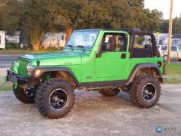 i get to paint my jeep at what color
