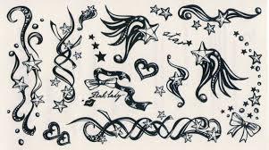 100 tribal stars tattoo design 50 awesome star tattoos