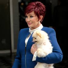 back view of sharon osbourne haircut sharon osbourne talks exlusively to hello online about black