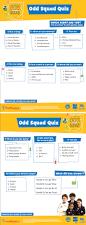 Smart Goals Worksheet For Kids Odd Squad Printables Pbs Kids Programs Pbs Parents Pbs