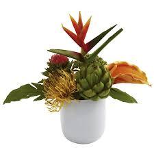 tropical flower arrangements bird of paradise tropical flower arrangement for tropical events