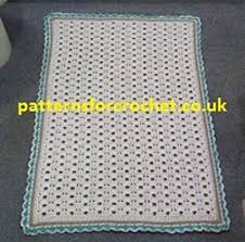 Free Crochet Patterns For Rugs 105 Best Knit Crochet Rugs Images On Pinterest Crochet Rugs