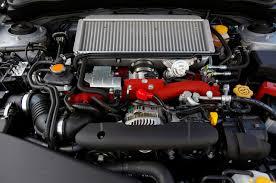 subaru wrx turbo location the british get a more powerful subaru wrx sti automotorblog