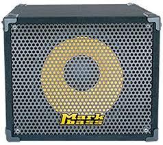 8 ohm bass speaker cabinet amazon com markbass traveler 151p rear ported compact 1x15 bass