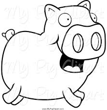 royalty free coloring pages to print stock pig designs page 3