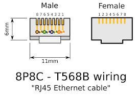 ethernet wire diagram u0026 best ethernet wiring order gallery images